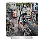 Nothing Better Than The Bad Weather Shower Curtain