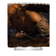 Nymph 1875 Shower Curtain