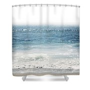 Ocean Dreams- Art By Linda Woods Shower Curtain