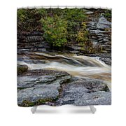 October Morning On The Peterskill II Shower Curtain