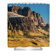 Old Man Of Storr, Skye Shower Curtain