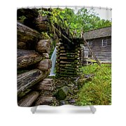 Old Mingus Mill Shower Curtain