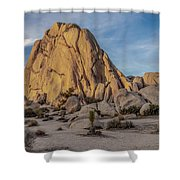 Old Woman Rock Shower Curtain