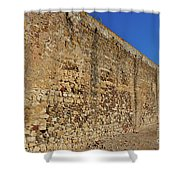 Oldest Castle Of Castro Marim Shower Curtain