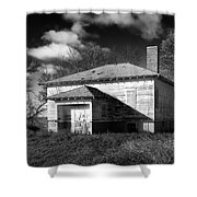One Room Schoolhouse 2 Shower Curtain