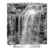 Oregon Wall Art, Oregon Print, Oregon Art, Pacific Northwest, Paulina Falls, Waterfall Art, Travel,  Shower Curtain by David Millenheft