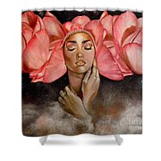Oriona Shower Curtain