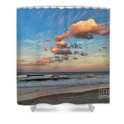 Ormond Beach Sunset Shower Curtain