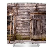 Patina Shower Curtain by Kendall McKernon
