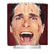 Patrick Bateman Shower Curtain