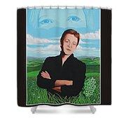Paul Mccartney Shower Curtain