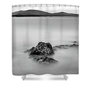 Penobscot Bay Tranquility Shower Curtain