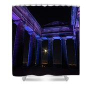 Penshaw Monument 1 Shower Curtain