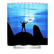 People 20 Shower Curtain