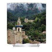 Photo Valldemossa, Mallorca Shower Curtain