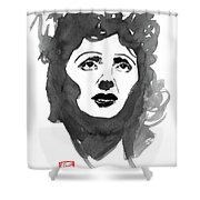 Piaf Shower Curtain