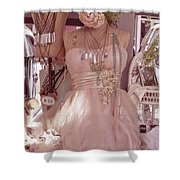 Pink Lady Series 03 Shower Curtain