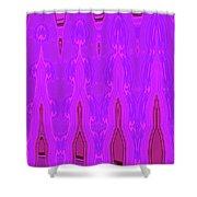 Pins2 Shower Curtain