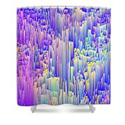 Pixie Forest Shower Curtain