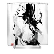 Plaisir Shower Curtain
