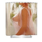 Playboy, Miss March 1967 Shower Curtain
