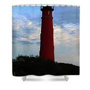 Ponce Inlet Lighthouse Shower Curtain