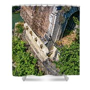 Ponte Rotto  Shower Curtain