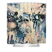 Portal Number 1 Shower Curtain