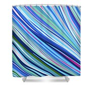 Post-medicated Calm #1 Shower Curtain