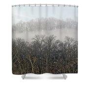 Potomac Fog Shower Curtain