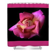 Prelude To A Rose Shower Curtain