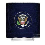 President Seal Eagle Shower Curtain