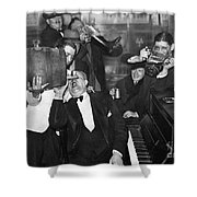 Prohibition Ends Drink Up Shower Curtain