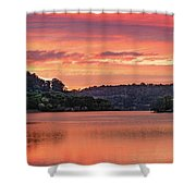Promise And Peace Shower Curtain