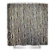 Pseudomotion Shower Curtain