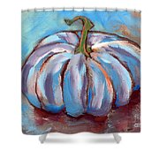 Pumpkin No. 4 Shower Curtain