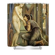 Pygmalion And The Image, The Soul Attains - Digital Remastered Edition Shower Curtain