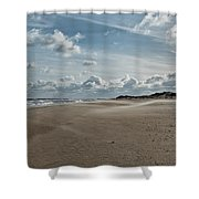 Ramp40 Shower Curtain