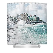 Refresh Me Shower Curtain
