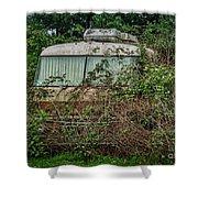 Rip Van Winkle's Rv Shower Curtain
