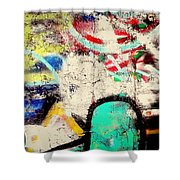 Rippa Shower Curtain