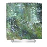 River Spirits Shower Curtain