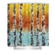 Dreamside Shower Curtain