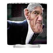 Robert Muellers Momma Done Told Him 1 Shower Curtain