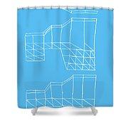 Robotricks Shower Curtain