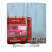 Rogers Cup Toronto Shower Curtain