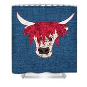Rosie Shower Curtain