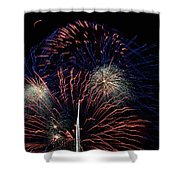 Saint Louis Missouri 4th July 2018 Shower Curtain