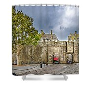 Saint-malo Gates Shower Curtain