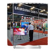 Sales Promotion For Electric Household Appliances Shower Curtain
